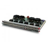Buy cheap cisco WS-X4648-RJ45V+E module from wholesalers