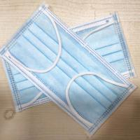 Buy cheap 3 Ply Non Woven Disposable Surgical Mask Skin Friendly With Ear Loop from wholesalers