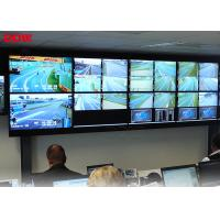 """Buy cheap 46"""" 4K video wall 3x3 control room video wall for surveillance Center DDW-LW460HN11 product"""