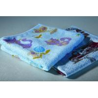 Buy cheap Microfiber Printed Terry Cloth from wholesalers