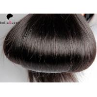 Buy cheap Full Cutical Grade 7A 100% Malaysian Remy Hair Natural Straight Hair Weft from wholesalers