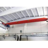 Buy cheap 5 Ton Single Girder EOT Crane European Style , Indoor Monorail Overhead Crane from wholesalers