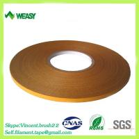 Buy cheap Double side filament tape with rubber resin from wholesalers