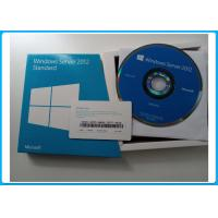 Buy cheap Windows Server 2012 Retail Box DataCenter 5 Cals windows server 2012 standard OEM Key from wholesalers