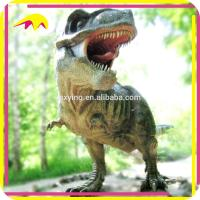 Buy cheap KANO4090 Outdoor Decorative Artificial Fiberglass Dinosaur Replica from wholesalers