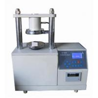 Buy cheap Touch Screen Tensile Strength Testing Machine Digital Ring Crush Tester For Paper Test from wholesalers
