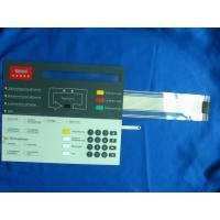 Buy cheap Custom Waterproof Keyboard Membrane Switch Panel For Military Vehicles from wholesalers