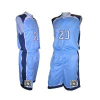 Buy cheap Custom Sublimaed 2015 Basketball Uniforms With Your Own Logo Design from wholesalers
