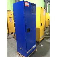 Buy cheap Vertical Metal Safety Flame Proof Storage Cabinets For Vitriol / Nitric Acid from wholesalers