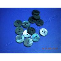 Buy cheap Black MOP Shell Buttons with 2holes from wholesalers