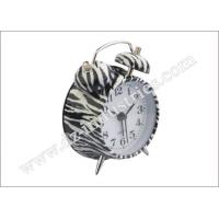 Buy cheap Quartz clock Floral alarm clock with 6 designs from wholesalers
