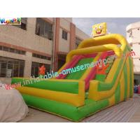 Buy cheap Customized colorful Jumping slide,  Inflatable Slide , Commercial Moonwalks for Children from wholesalers