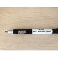 Buy cheap 50 ohm Coaxial Cable  600 Flexible Low Loss Communication Coaxial Cable for WLL  GPS product