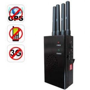 Buy cheap Signal Jammer | GPS 3G GSM CDMA WCDMA JAMMER product