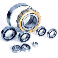 Buy cheap NSK GCr15SiMn Angular Contact Ball Bearing , ID 20mm High Speed Four Point Bearing from wholesalers