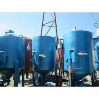 Buy cheap 200 Liters Abrasive Sand Grit Blasting Equipment For Pressure Release System from wholesalers