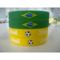 Buy cheap Rubber Wristbands / Silicone Bracelets (XHB-SW-07) from wholesalers