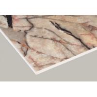 Marble Surface Interior Fiber Cement Board , High Strength Cement Fibre Sheet