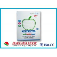 Buy cheap Square Shape Disposable Dry Wipes Multi - Purpose Pure Cotton No Chemical Substances from wholesalers