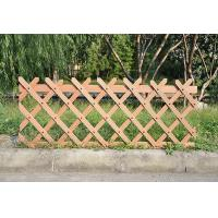 Buy cheap Anti-UV WPC Garden Fence Composite Board For Landscape And Building from wholesalers