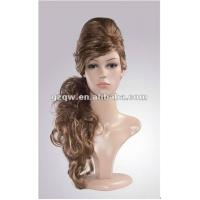 Buy cheap plastic female mannequin head from wholesalers