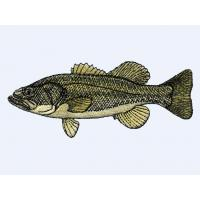 Buy cheap Embroidery fish Free quote a design quickly306 for Baseball caps and hats from wholesalers