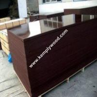 Buy cheap Two times hot pressed film faced plywood, Marine shuttering film faced plywood, Construction shuttering plywood from wholesalers