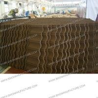Buy cheap anti-fire stone coated metal roof tile from wholesalers