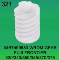 Buy cheap 34B7499883 WORM GEAR FOR FUJI FRONTIER 330,340,350,355,370,375 minilab product