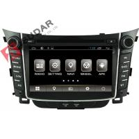 Buy cheap 1080p Radio Android 6.0 2 Din Car Dvd Player For HYUNDAI I30 2011-2013 from wholesalers