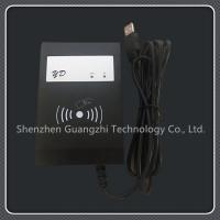Buy cheap Industrial Rfid Card Reader Usb Interface , Writable Contactless Rfid Reader from wholesalers