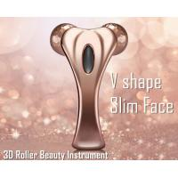 Buy cheap 3D Roller beauty tool V shape slim face massage Instrument from wholesalers