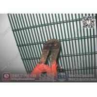 Buy cheap 358 High Security Anti Cut Mesh Panel  Fening | RAL6005 Green Color | China Fence Factory from wholesalers
