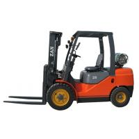 Buy cheap 3.0 Ton Gasoline Forklift (Nissan K25 engine) from wholesalers