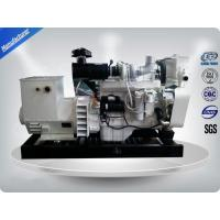 China 40kw-176kw 4 Wires Marine Generator Set With DC24V Electrical Starting on sale