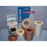 Buy cheap Surgical Silk Tape,silk like tape,Durapore CE FDA approved from wholesalers