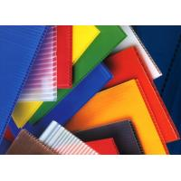Buy cheap PP Corrugated Plastic Sheet/PP Hollow Board from wholesalers