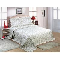 Buy cheap Customized Graphic Printed Quilt Set King Size 260x280cm / 1 + 50x70cm / 2 from wholesalers