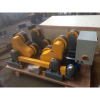 Buy cheap 5 Ton Self Adjustment Tank Pipe Stands Welding 10 Days Delivery Time from wholesalers
