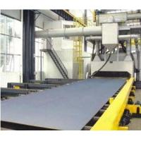 Buy cheap High Performance Roller Conveyor Shot Blasting Machine For Remove Scale / Rust / Paint from wholesalers
