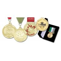 Buy cheap Make Metal Blank Sports Medal Awards from wholesalers