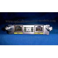 Buy cheap Fast Ethernet Layer Cisco Router Modules HWIC Interface Type HWIC-2FE from wholesalers