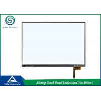"2 Layers 4 Wire Resistive Touch Panel 4.3"" For LCD Module , Touch Panel Sensor"
