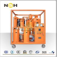 Buy cheap Easy Handling Hydraulic Oil Filtration Machine Water Gas Impurities Removal from wholesalers