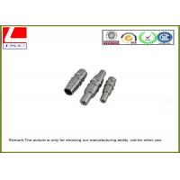 Buy cheap Industrial High Precision Machined Metal Parts SS shaft polishing Surface product