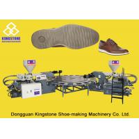 Buy cheap Automatic Rotary PVC/TPR Shoe Sole Making Machine , Outsole Direct Injection Moulding Machine from wholesalers