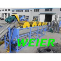 Buy cheap 100kw PET Plastic Bottle Recycling Machine For PET Bottle Washing Line 380V , 50Hz from wholesalers