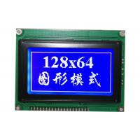 Buy cheap 128*64N COG Graphic STN Monochrome LCD Module for ECG , Industrial Equipment from wholesalers
