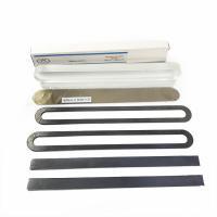 Buy cheap Aohong Transparent Boiler parts 118*24*21mm Aluminosilicate sight glass product