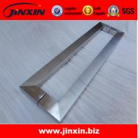 Buy cheap JINXIN stainelss steel commercial door hardware from wholesalers